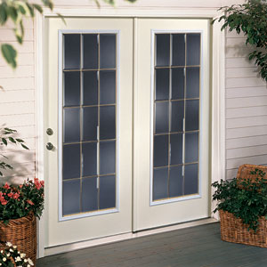 Guardian door guardian by petsafe white plastic pet door for Storm doors for patio doors